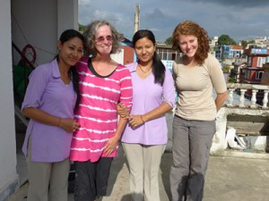 Debbie-Enna-Nepal