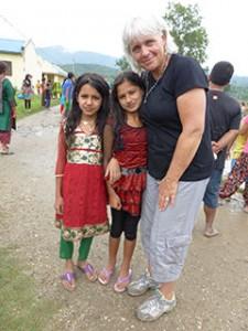 Dorreen-Nepal