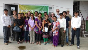 Teaching-Training-Nepal