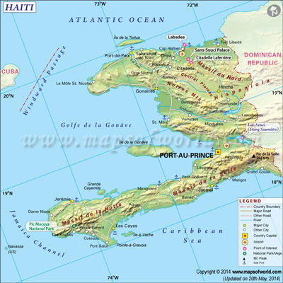 Haiti americas association for the care of children haiti map small gumiabroncs Gallery